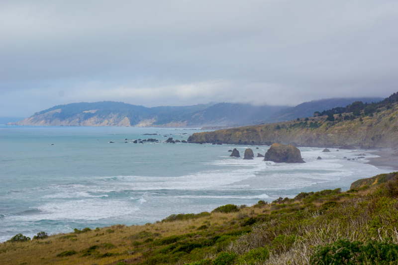 5 Romantic Places in California To Celebrate Valentine's Day - Mendocino