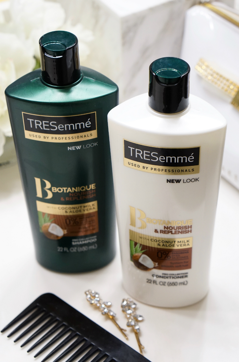 Simple Ways To Refresh Your Beauty Routine for Spring - Tresemme Botanique Hair Line