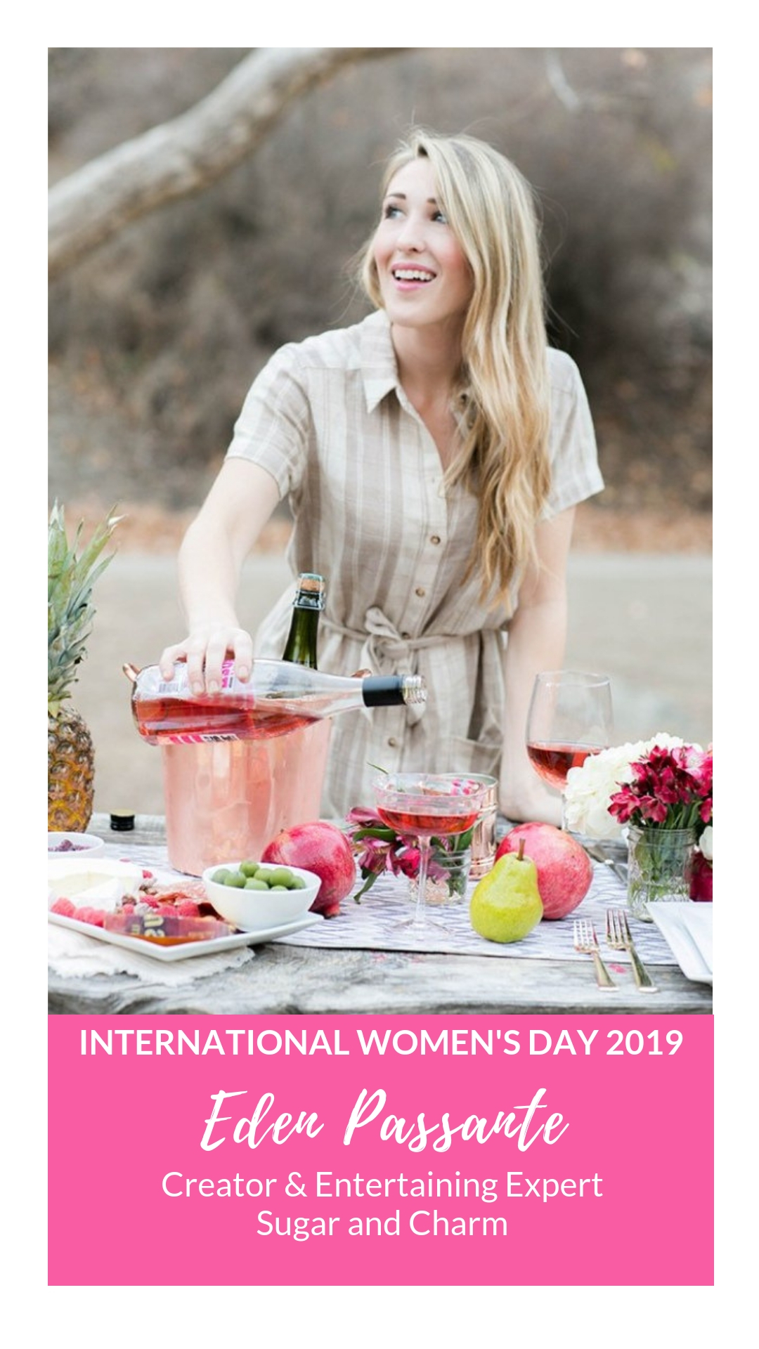 International Women's Day - Eden Passante