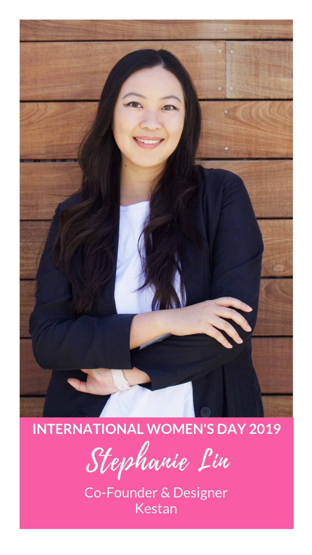 International Women's Day - Stephanie Lin