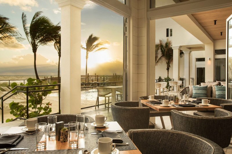 Luxury Hotel Restaurants with Gorgeous Views - Drift Kitchen