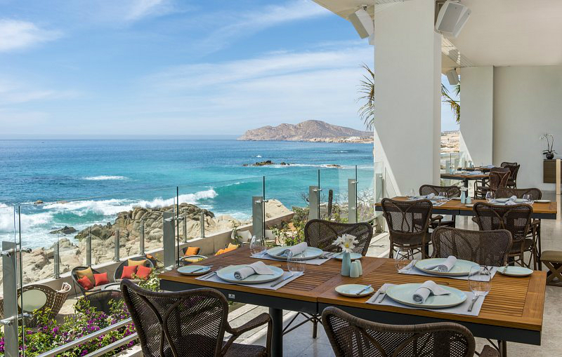 Luxury Hotel Restaurants with Gorgeous Views - Grand Velas Los Cabos