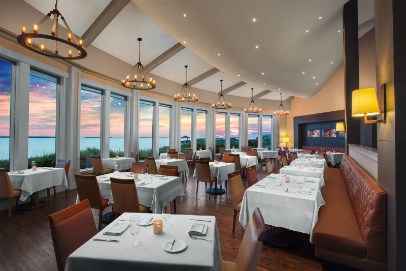 Luxury Hotel Restaurants with Gorgeous Views - Kimballs Kitchen