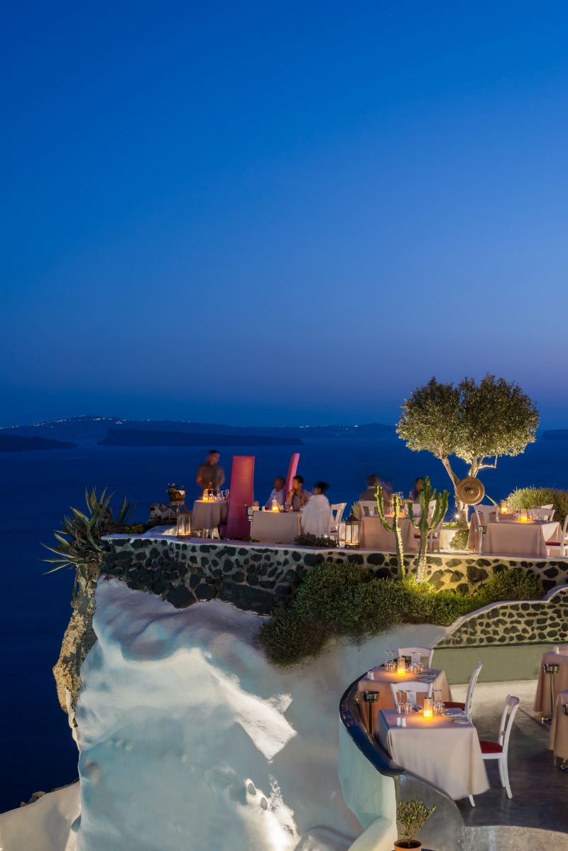 Luxury Hotel Restaurants with Gorgeous Views - Lycabettus