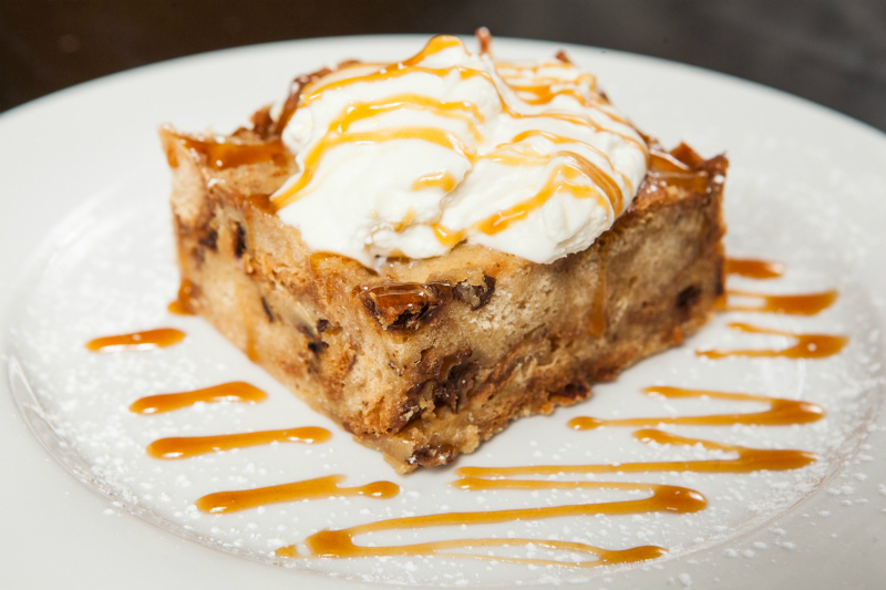 St. Patrick's Day Recipes - Irish Soda Bread Pudding by The Shannon Rose Irish Pub