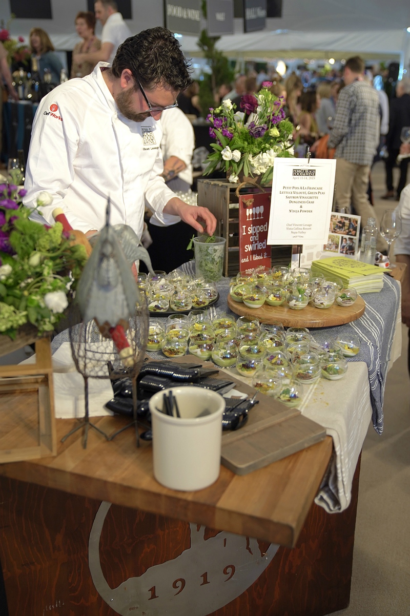 2019 Pebble Beach Food & Wine - Lexus Grand Tasting