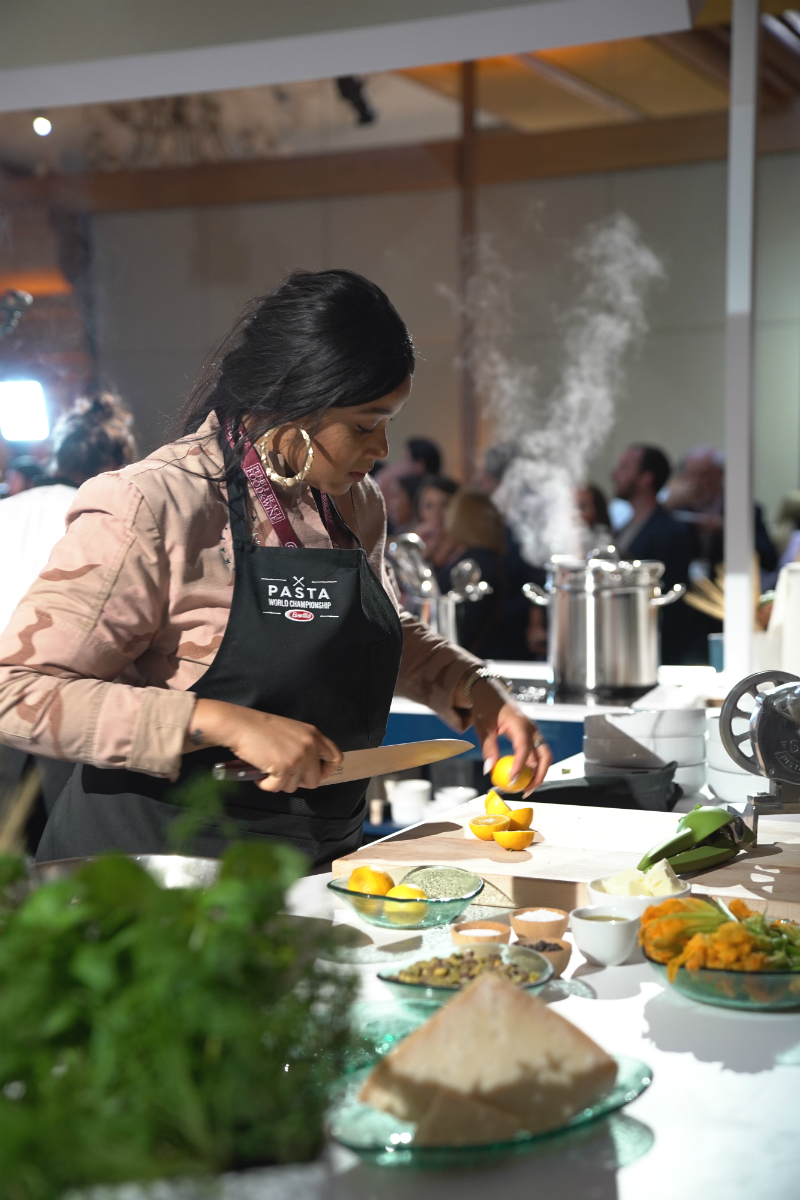 2019 Pebble Beach Food and Wine - Barilla Pasta World Championship