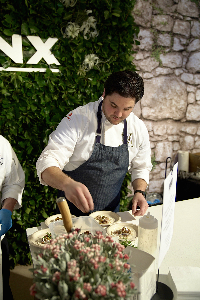 2019 Pebble Beach Food and Wine - Andres Dangond of Lynx Grills