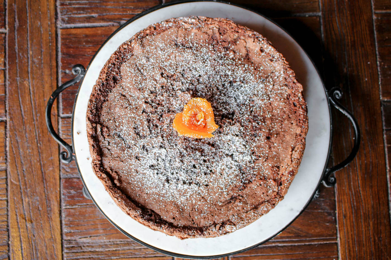 Easter Brunch Recipes - Amaretti Torte by Donatella Arpaia