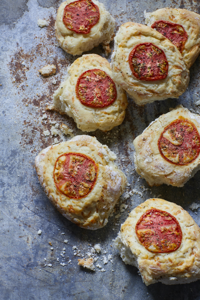 Mother's Day Brunch Recipes - Manchego Cheese Biscuits