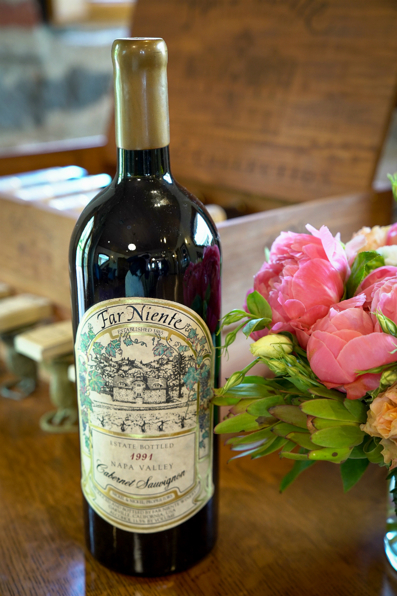 4 Charming Places To Go Wine Tasting in Napa and Sonoma County - Far Niente Winery