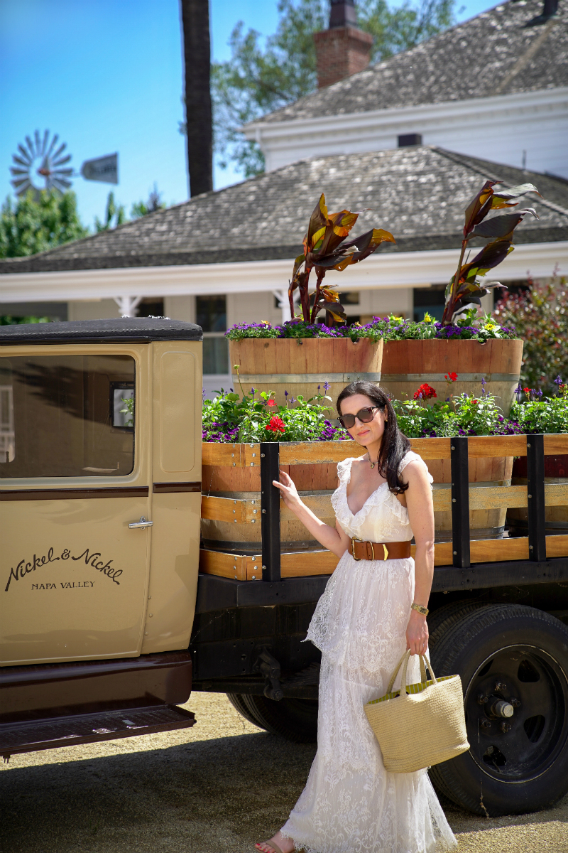 4 Charming Places To Go Wine Tasting in Napa and Sonoma County - Nickel & Nickel Winery