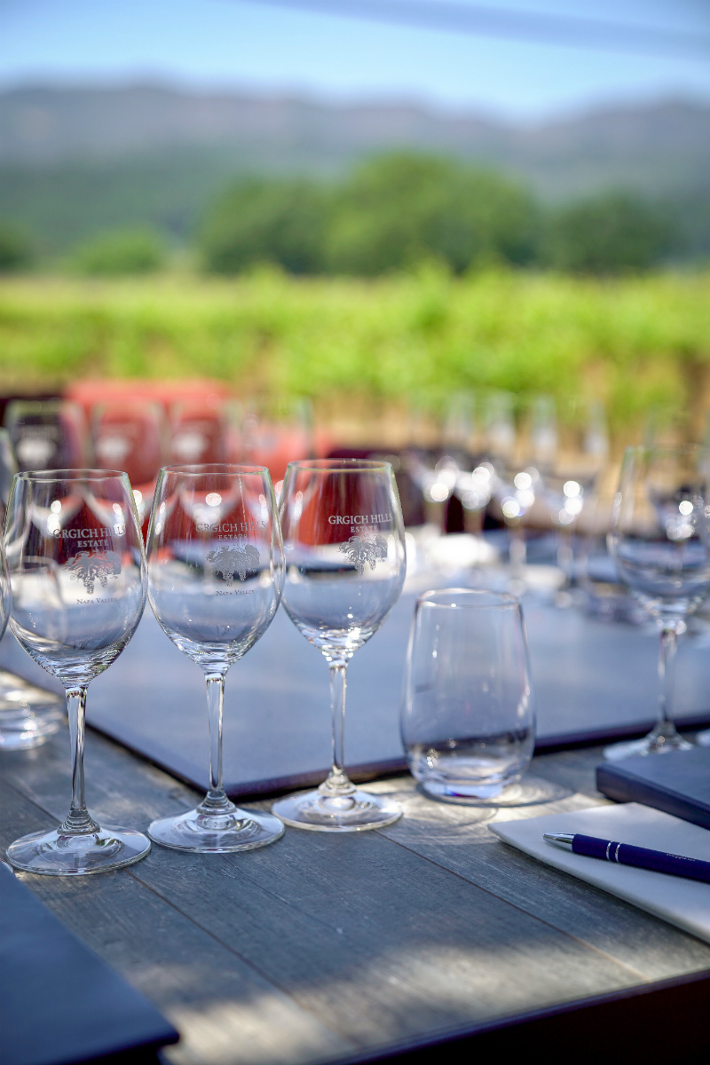 4 Charming Places To Go Wine Tasting in Napa and Sonoma County - Grgich Hills Estate