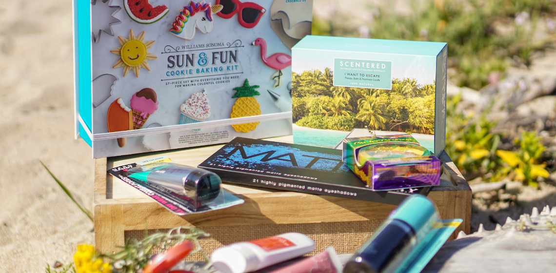 The Great Summer Escape Giveaway from Inspirations & Celebrations