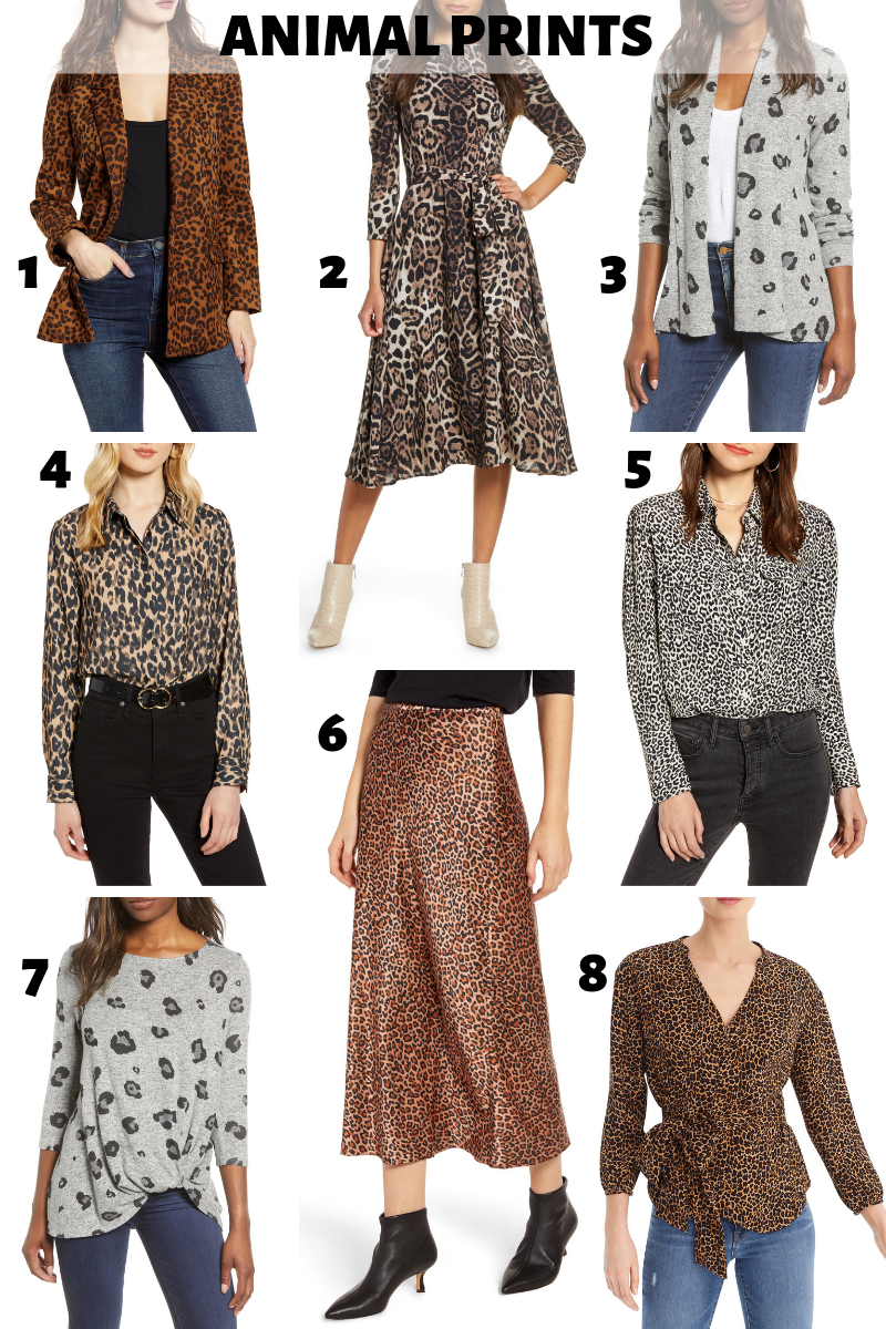 The Best 2019 Fall Fashion Trends - Nordstrom Anniversary Sale