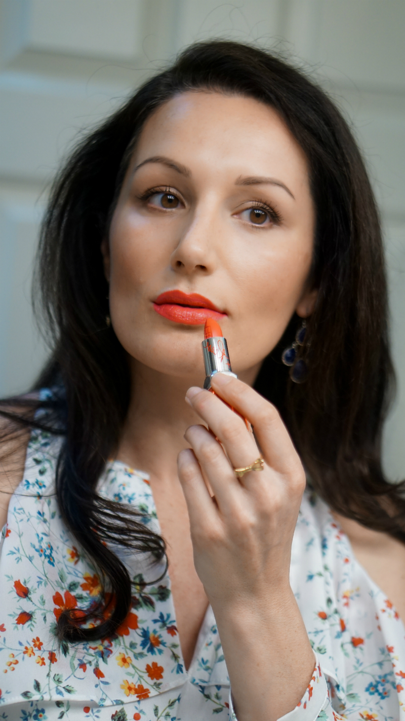 National Lipstick Day - Elizabeth Arden x Reese