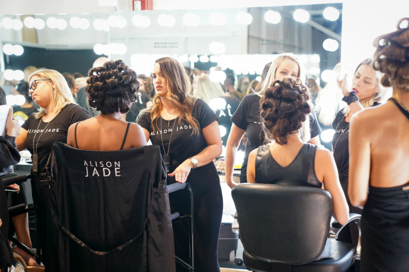 Backstage Beauty Inspiration from New York Fashion Week
