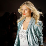 NYFW Style Series: The Metamorphosis of Old Hollywood Glamour into Modern Elegance by Badgley Mischka