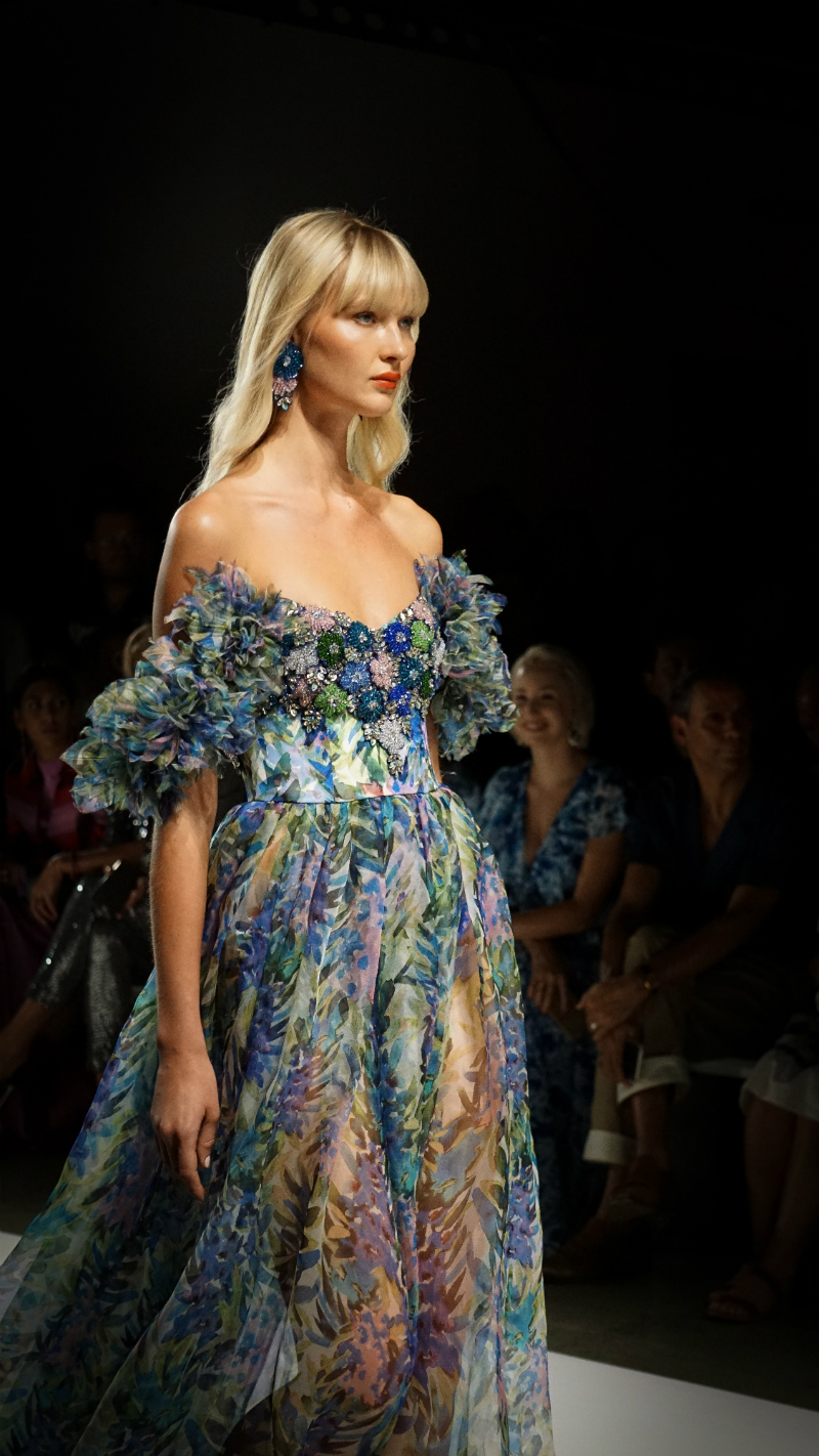NYFW Style Series - Badgley Mischka Spring 2020 Collection