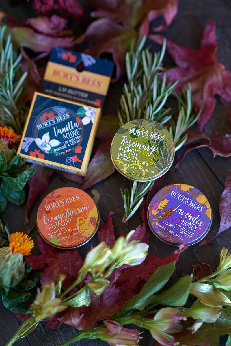 Fabulous Finds - Hydrating Natural Lip Balms from Burt's Bees
