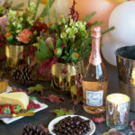 Holiday Entertaining Guide: How to Host a Bubbles & Bites Happy Hour