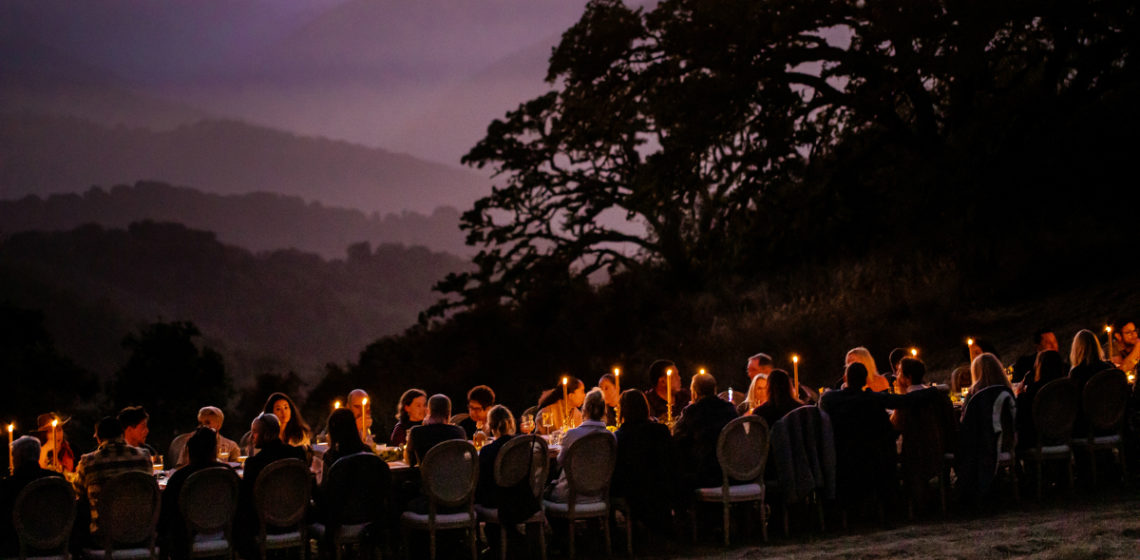 Secret Supper with Roca Patron - Monterey County - Photo by Carly Diaz