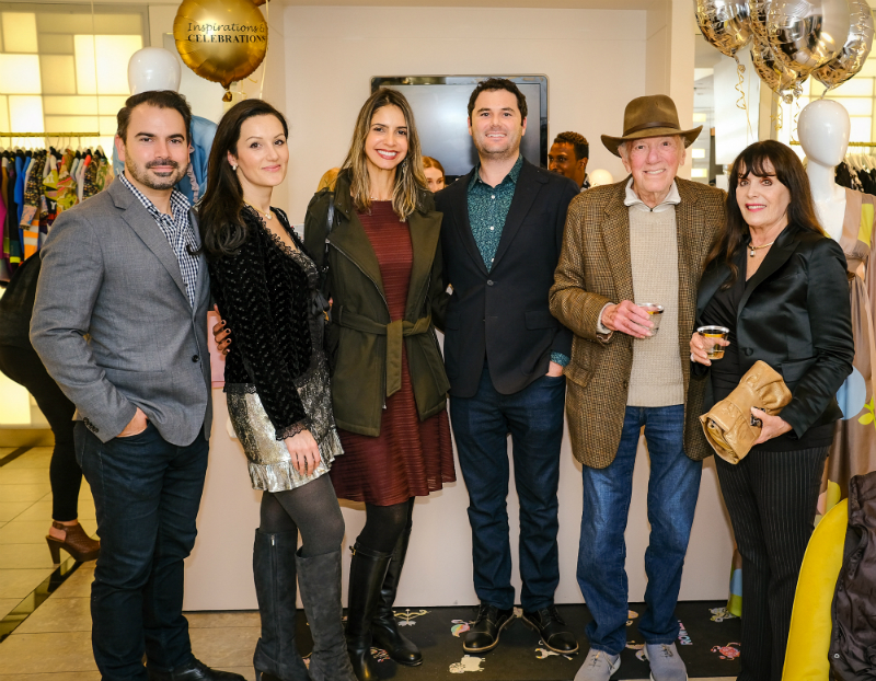 Cynthia Rowley x Inspirations and Celebrations Holiday Party in Carmel-by-the-Sea