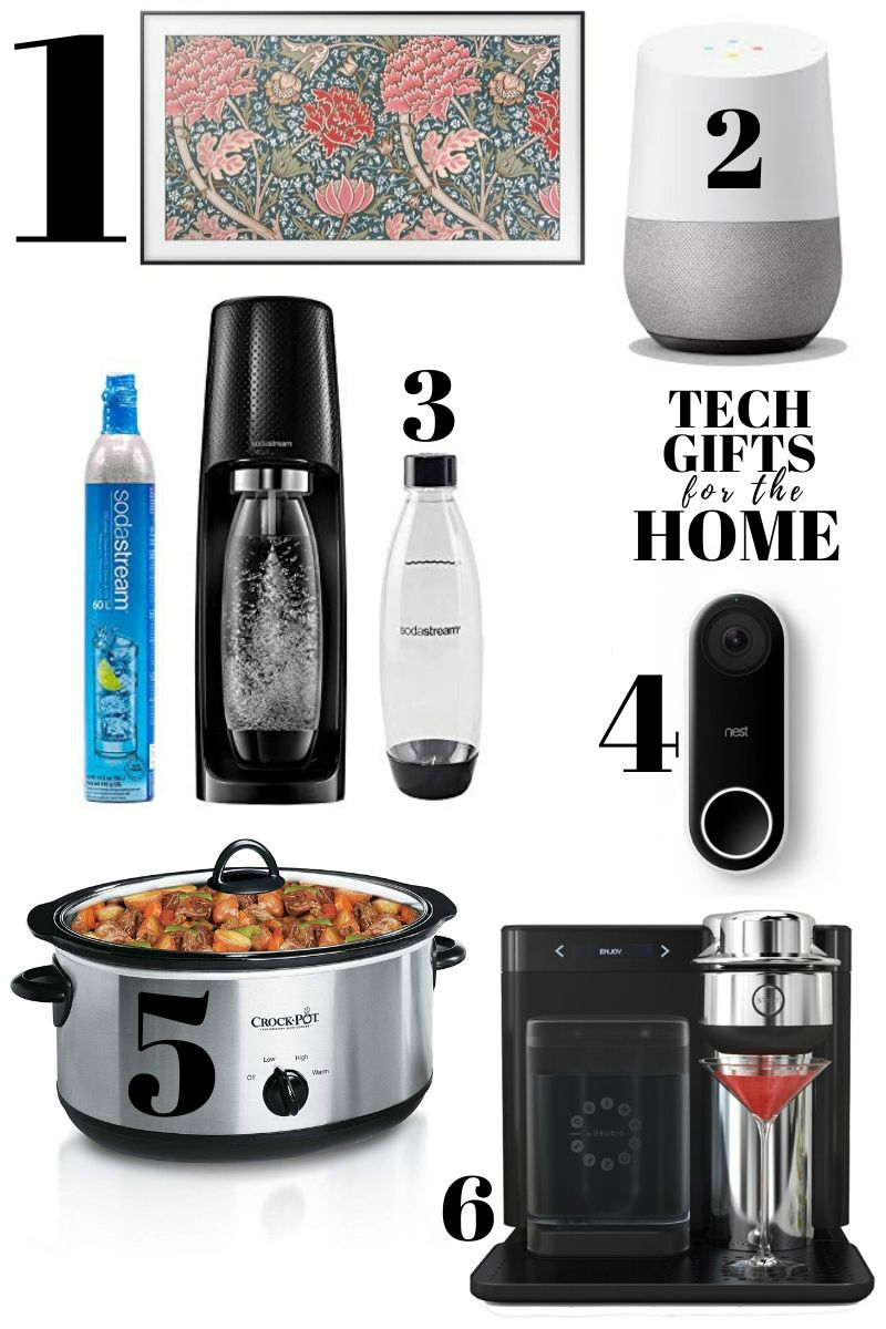 2019 Holiday Gift Guide - Tech Gifts for the Home