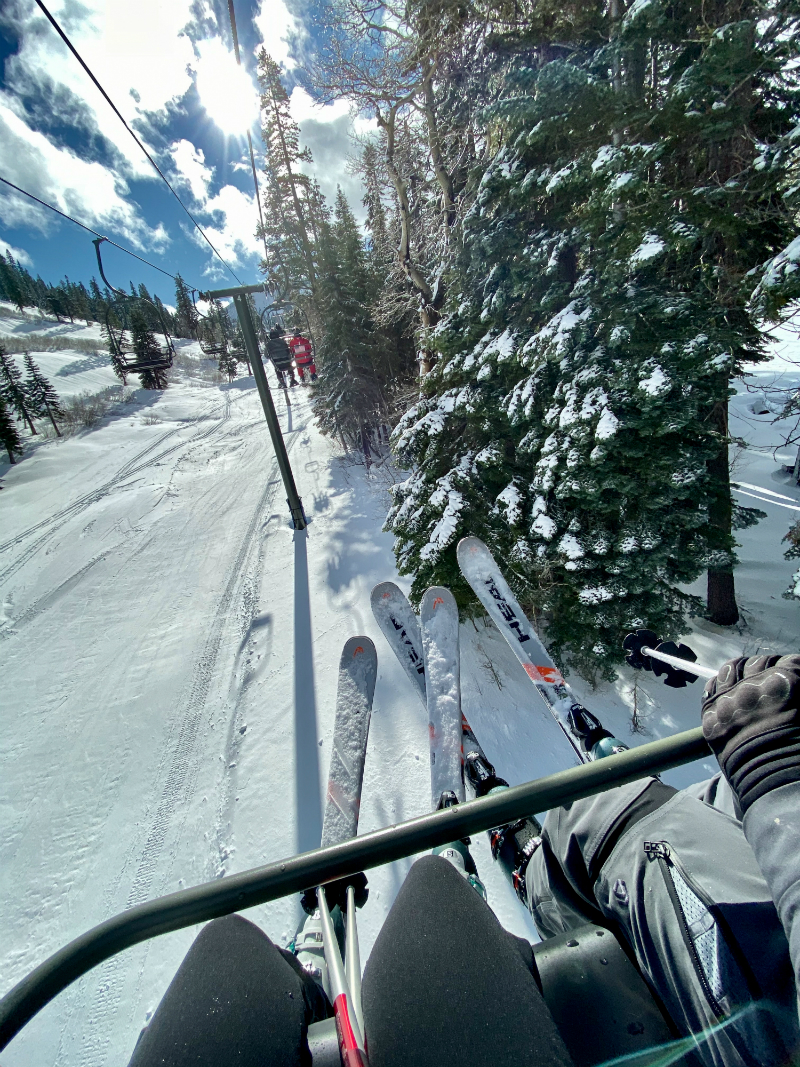 Winter Travel Guide - A Fun Ski Trip in North Lake Tahoe