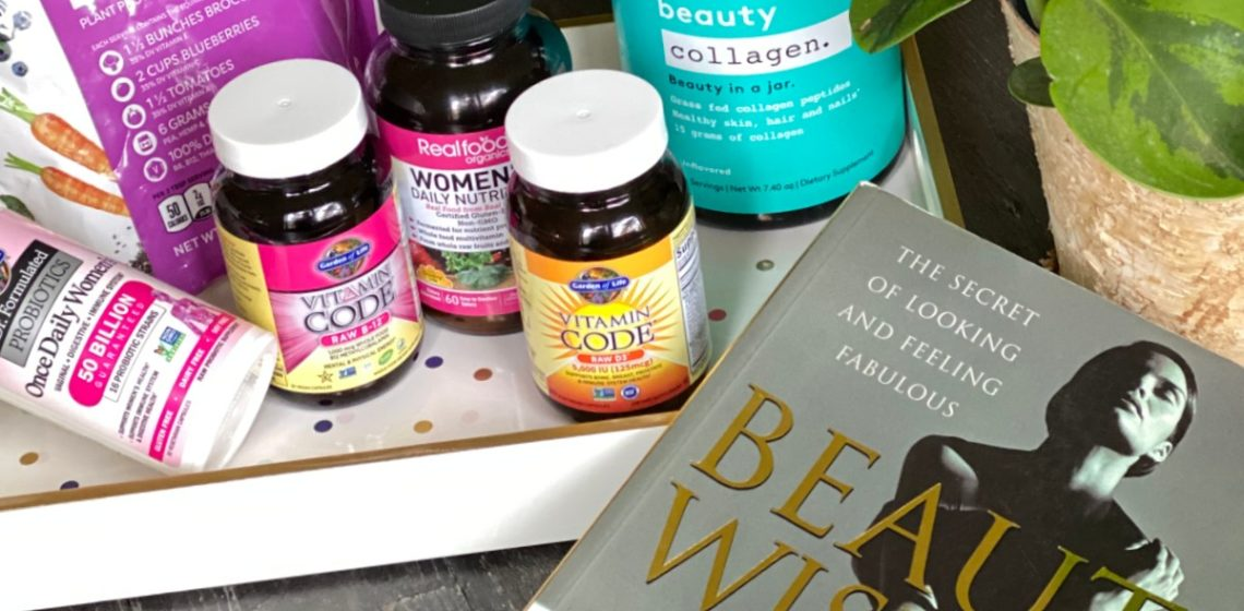 6 Natural Vitamins & Supplements That Help Boost Wellness