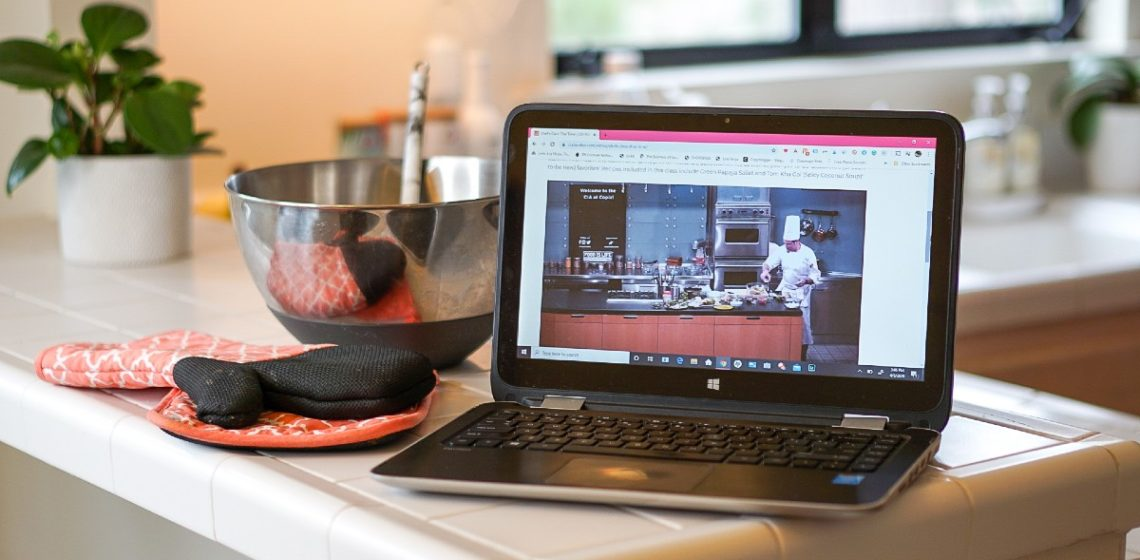 Join Downtown Napa & The Culinary Institute of America at COPIA in the #TravelAtHomeChallenge