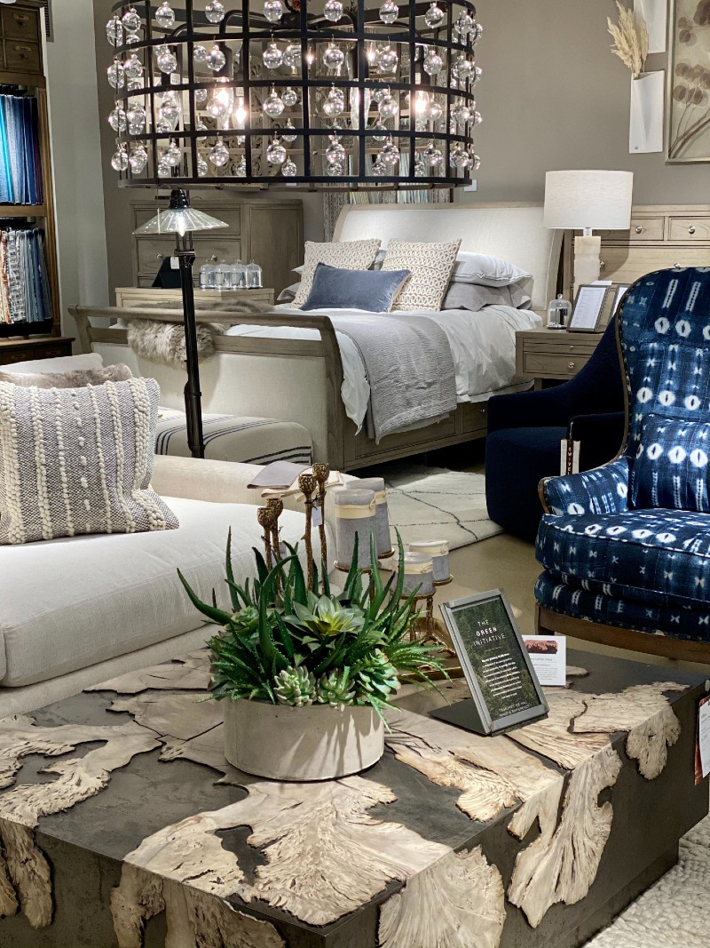 Arhaus Showroom at Carmel Plaza in Carmel-by-the-Sea