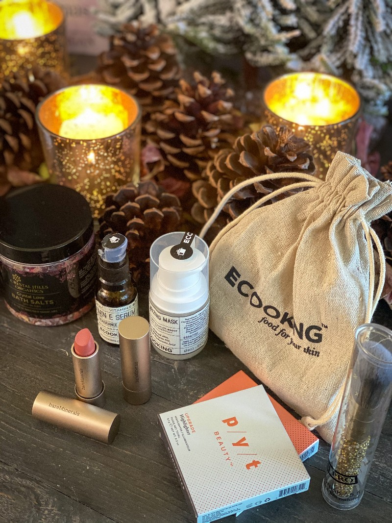 The Beauty of The Holidays Giveaway
