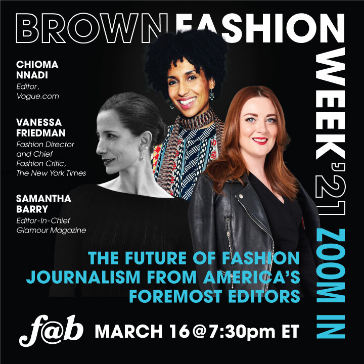 Brown University F@B Fashion Week - Samantha Barry