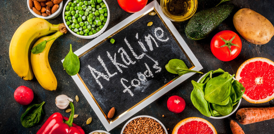 Alkaline Diet - What is it and which foods are alkaline