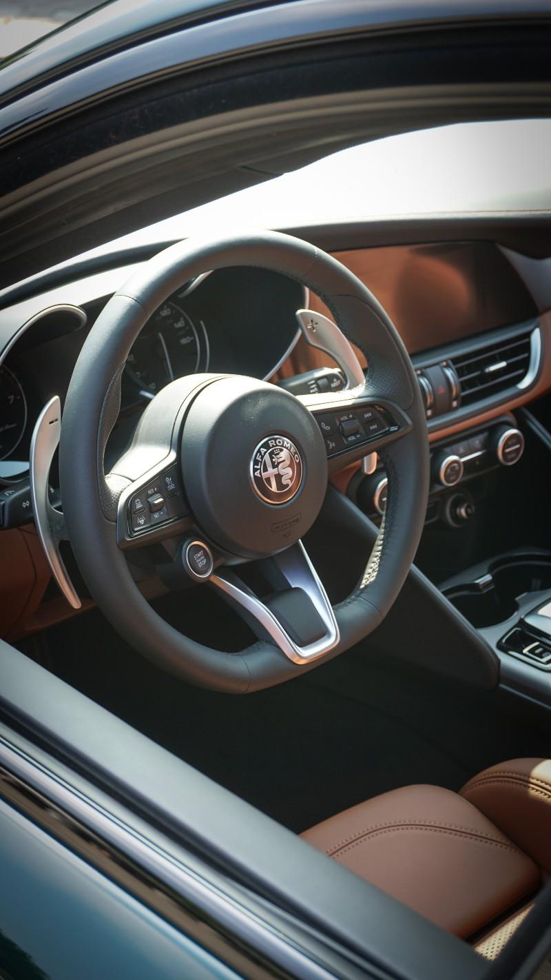 Alfa-Romeo at Monterey Car Week