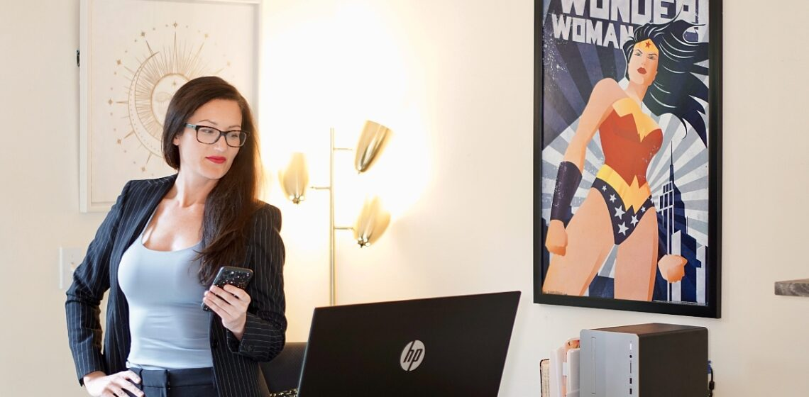 3 Powerful Ways To Unleash Your Inner Wonder Woman at Work